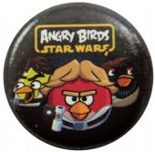 Angry Birds - 'Star Wars' Button Badge